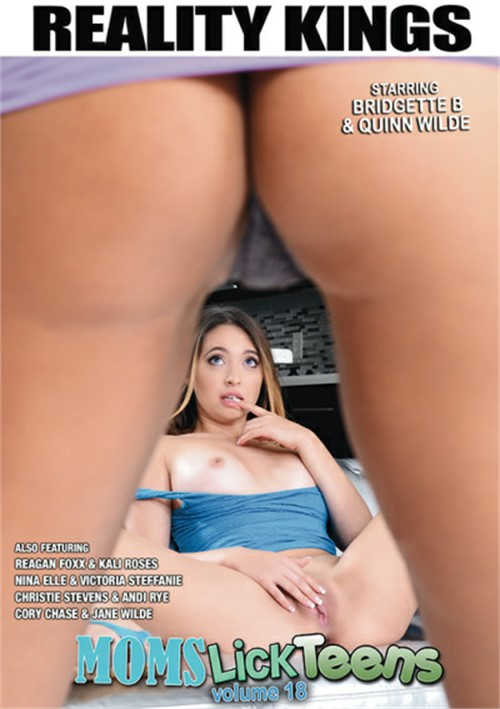 Moms Lick Teens Vol. 18 DVD Release  [DVD.RIP. H.264 Production Year 2019]