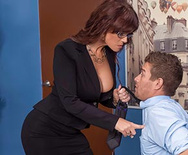 Big Tits at Work Red Hot Boss From Hell – Syren De Mer – 1 March 14, 2019 Brazzers Siterip 2019 WEB-DL mp4 SPINXSHARE