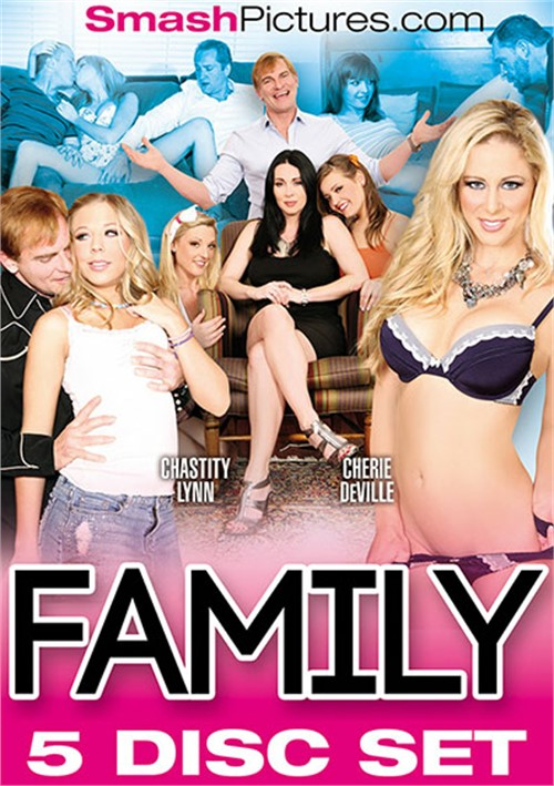 Family 5-Disc Set DVD Release  [DVD.RIP. H.264 Production Year 2019]