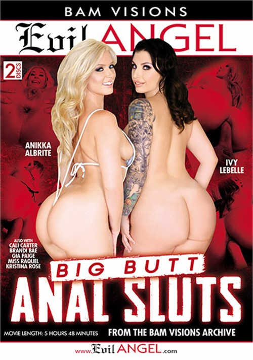 Big Butt Anal Sluts DVD Release  [DVD.RIP. H.264 Production Year 2019]