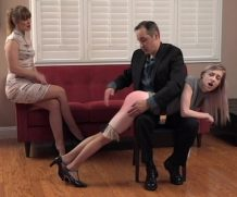 Shadowlane Nikki Rouge and Violet October in The Spanking Girl January 07, 2019  Siterip.265 Movie Clip
