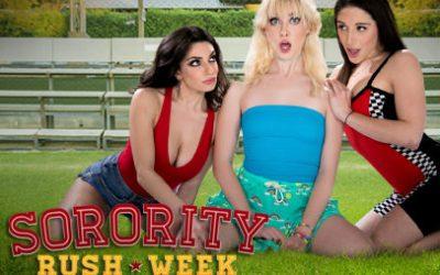 Girlsway Sorority Rush Week: Pledge Problems feat Abella Danger  WEB-DL FAMENETWORK 2019 mp4