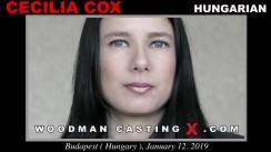 WoodmancastingX.com Cecelia Cox Release: 23:15  WEB-DL Mutimirror h.264 DVX