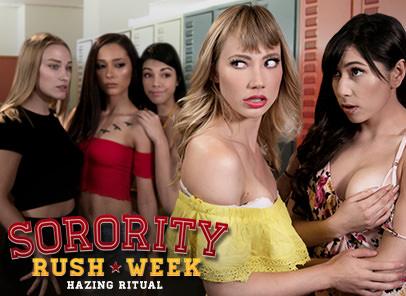 Girlsway Sorority Rush Week: Hazing Ritual feat Ivy Wolfe  WEB-DL FAMENETWORK 2019 mp4