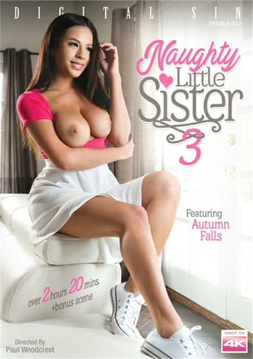 Naughty Little Sister 3 DVD Release  [DVD.RIP. H.264 Production Year 2019]