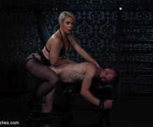 divinebitches Locked and Loaded: Helena Locke drives Jessie Sparkles to the edge Mar 26, 2019[Kink.com]  Siterip BDSM h.264