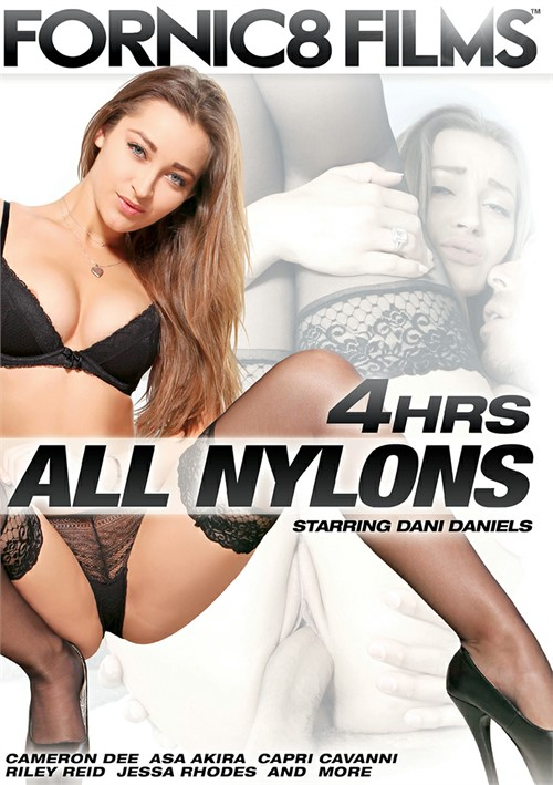 All Nylons - 4 Hrs. DVD Release  [DVD.RIP. H.264 Production Year 2019] Siterip RIP