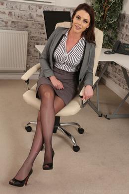 Only-Secretaries Maria  Siterip Imageset TEASENETWORK Multimirror