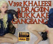 MANYVIDS BrookeDillinger in v392 Khaleesi 3 Dragon Bukkake Gangbang  Video Clip WEB-DL 1080 mp4