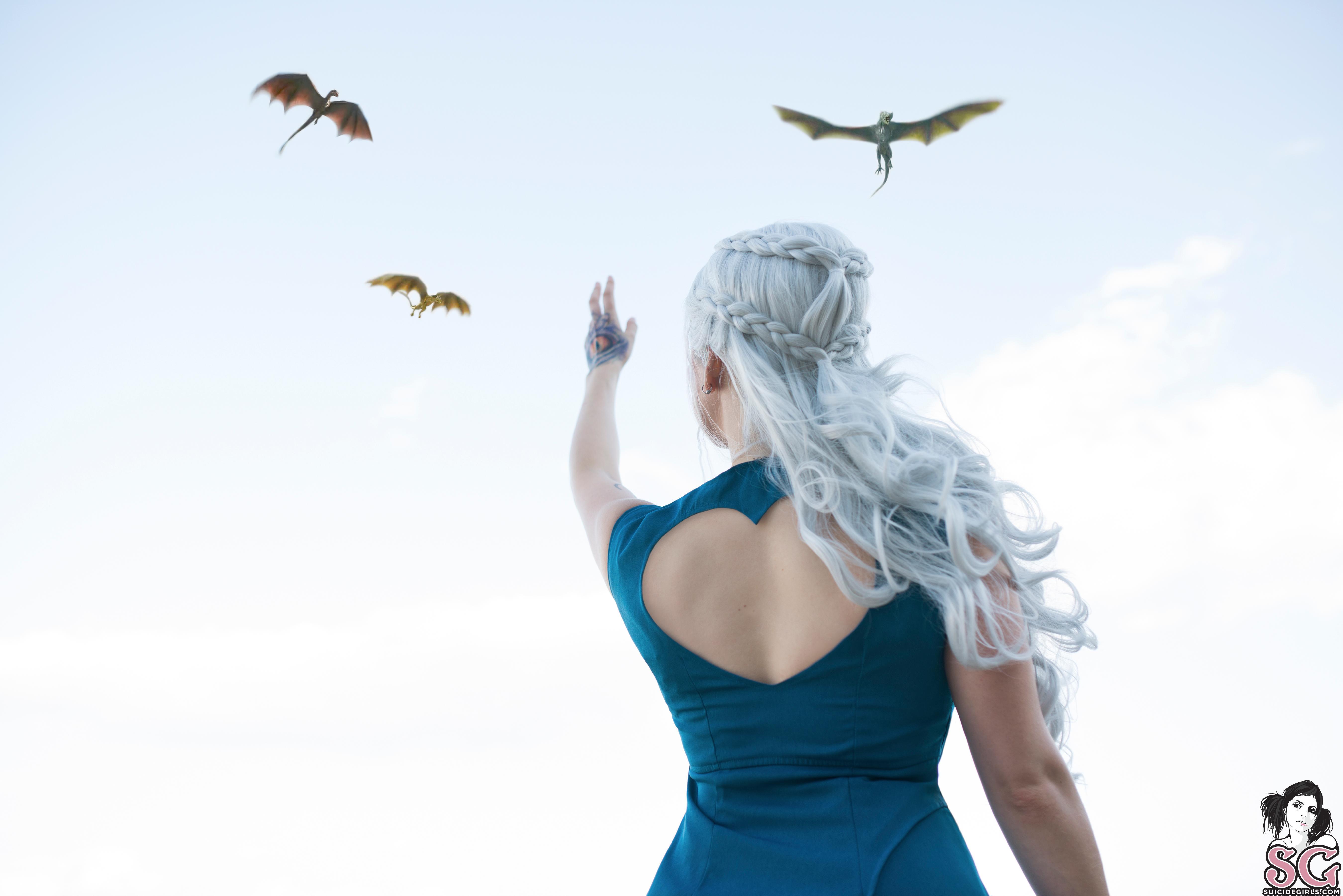 Suicidegirls I Am Your Khaleesi  Siterip  Imageset 5200px  Multimirror