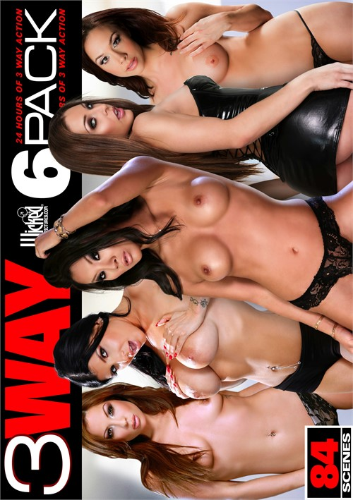 3Way Wicked 6-Pack DVD Release  [DVD.RIP. H.264 Production Year 2019]
