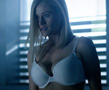 MrSkin Olivia Taylor Dudley's Big Boobs in a Bra in The Magicians  WEB-DL Videoclip