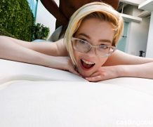 Castingcouch HD Geeky Girl Unleashed  SITERIP mp4 Video