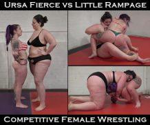 Clips4Sale Ursa vs Little Rampage: Competitive: April 2019 (1280×720) #FEMALEWRESTLING  Doom Maidens Wrestling  WEB-DL Video Clips4Sale wmv+mp4 h.265