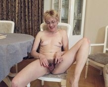 WeareHairy.com Barbara strips naked and masturbates on her carpet  Video 1089p Hairy Closeup