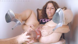 MANYVIDS ArgenDana in Fuck, gape and fist my prolapsed ass  Video Clip WEB-DL 1080 mp4