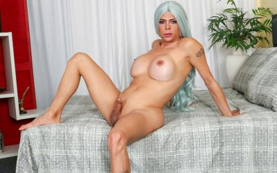 TGirl40 My Lady Love's Cum!  Shemale XXX WEB-DL Groobynetwork