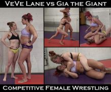 Clips4Sale VeVe vs Gia the Giant: Competitive: March 2019 (1280×720) #FEMALEWRESTLING  Doom Maidens Wrestling  WEB-DL Video Clips4Sale wmv+mp4 h.265