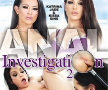 Anal Investigation 2 DVD Release  [DVD.RIP. H.264 Production Year 2019]
