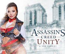 VrCosplayX Assassins Creed: Unity A XXX Parody VR Porn Video  [SITERIP VirtualReality XXX]