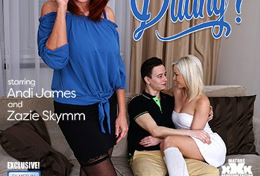 MATURE.NL update   13278 stepmother has a threesome with her stepson and his young girlfriend  [SITERIP VIDEO 2019 hd wmv 1920×1200]