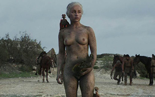 MrSkin Peep the Mother of Dragon's Nude One Last Time Before the Series Finale  WEB-DL Videoclip