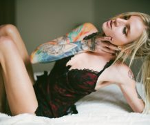 Suicidegirls Sunflower  Siterip  Imageset 5200px  Multimirror