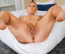 Groobygirls Kaylee Bare Strokes Her Cock!  Tranny XXX Siterip
