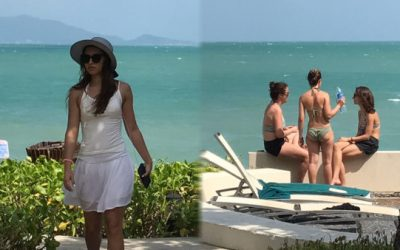 Asiansexdiary Bikini Ass Spotted Again At Beach  Siterip Video Asian XXX