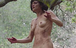 MrSkin Jamie Bernadette is Fully Nude in Nature in I Spit on Your Grave: Deja Vu  WEB-DL Videoclip