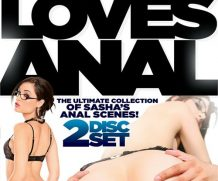 Sasha Grey Loves Anal DVD Release  [DVD.RIP. H.264 Production Year 2019]