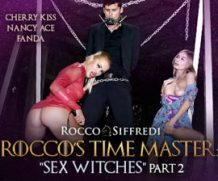 EvilAngel Time Master Sex Witches, Scene #02 feat Cherry Kiss  HD VIDEO Siterip 1080p HD