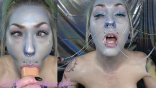 MANYVIDS Cattie in Alien Drains UR Balls to Survive  Video Clip WEB-DL 1080 mp4