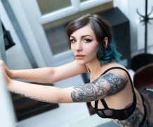 Suicidegirls Morning Fix  Siterip  Imageset 5200px  Multimirror