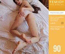 FEMJOY Wants And Needs feat Lola G. release June 20, 2019  [IMAGESET 4000pix Siterip NUDEART]