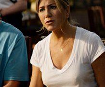 MrSkin Jennifer Aniston's Latest Nipple Poking Scene in Murder Mystery  WEB-DL Videoclip