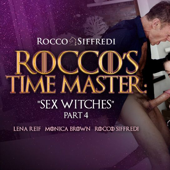 Shapeofbeauty Roccos Time Master Sex Witches Sc.4  Siterip Video 1080p wmv Siterip RIP