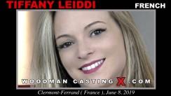 WoodmancastingX.com Tiffany Leiddi Release: 35:56  WEB-DL Mutimirror h.264 DVX