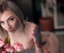 Suicidegirls rose quartz  Siterip  Imageset 5200px  Multimirror