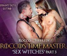 EvilAngel Time Master Sex Witches, Scene #03 feat Tiffany Tatum  HD VIDEO Siterip 1080p HD