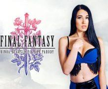 VrCosplayX Final Fantasy: Rinoa Heartilly A XXX Parody VR Porn Video  [SITERIP VirtualReality XXX]