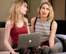 Girlsway Fearing The Worst feat Carter Cruise  WEB-DL FAMENETWORK 2019 mp4