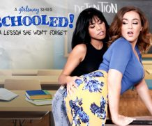 Girlsway SCHOOLED!: A Lesson She Wont Forget feat Natasha Nice  WEB-DL FAMENETWORK 2019 mp4