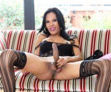 Transsexualangel Priscylla Modella in Priscylla: Huge-Cock TS Masturbation!  Siterip 1080p h.264 Video FameNetwork