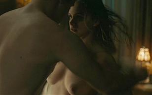 MrSkin Nudecomer Laine Neil's Hot Scene in This Week's Strange Angel  WEB-DL Videoclip