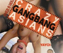 Crazy Gangbang Asians DVD Release  [DVD.RIP. H.264 Production Year 2019]