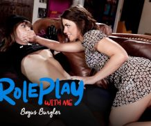 Girlsway Roleplay With Me: Bogus Burglar feat Adriana Chechik  WEB-DL FAMENETWORK 2019 mp4