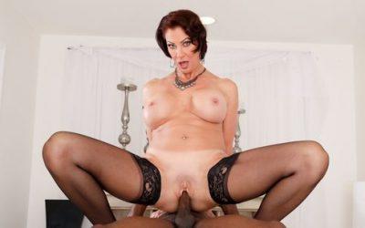 Devilsfilm Black Masseur For Mature Woman featAdriana Chechik  [HD VIDEO RIP 720p]