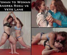 Clips4Sale Woman to Woman Vol 10: Andrea Rosu vs VeVe Lane  (Full HD) #FEMALEWRESTLING  Doom Maidens Wrestling  WEB-DL Video Clips4Sale wmv+mp4 h.265