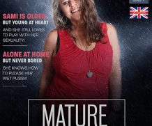 MATURE.NL update   13450 sami is mature alone and very frisky let s see what she s up to  [SITERIP VIDEO 2019 hd wmv 1920×1200]